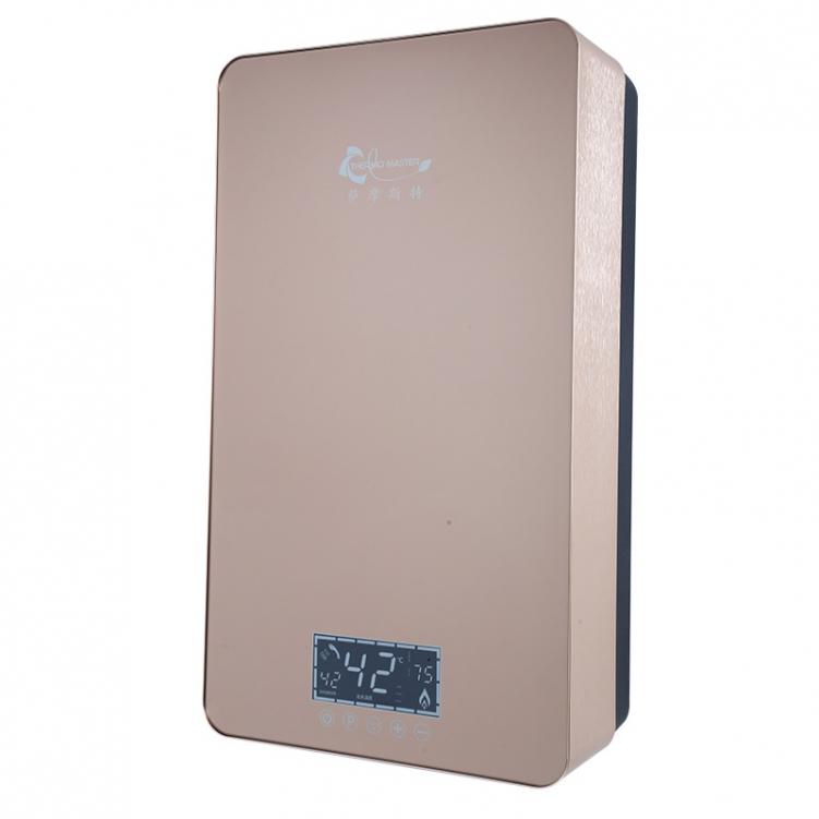 速热式电热水器行业的主导力量依然是电热水器