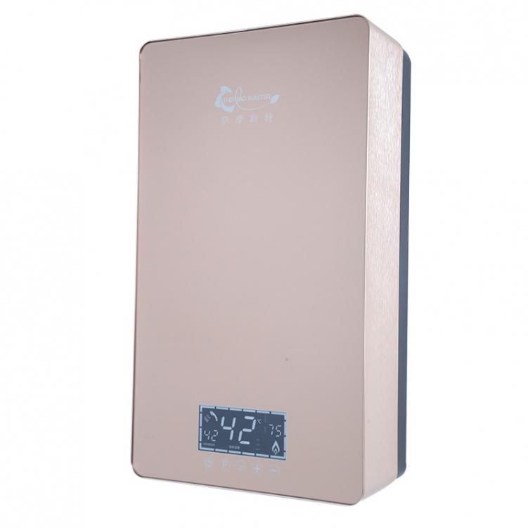 电热水器厂家与电加热器的结构和容器也有密切关系