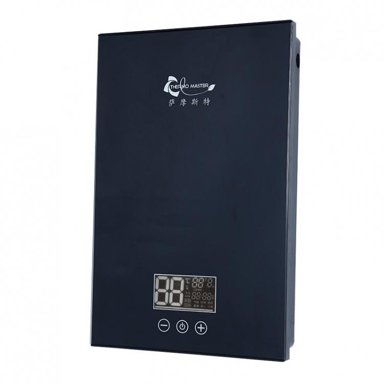 速热式电热水器的注意事项与清洗方法