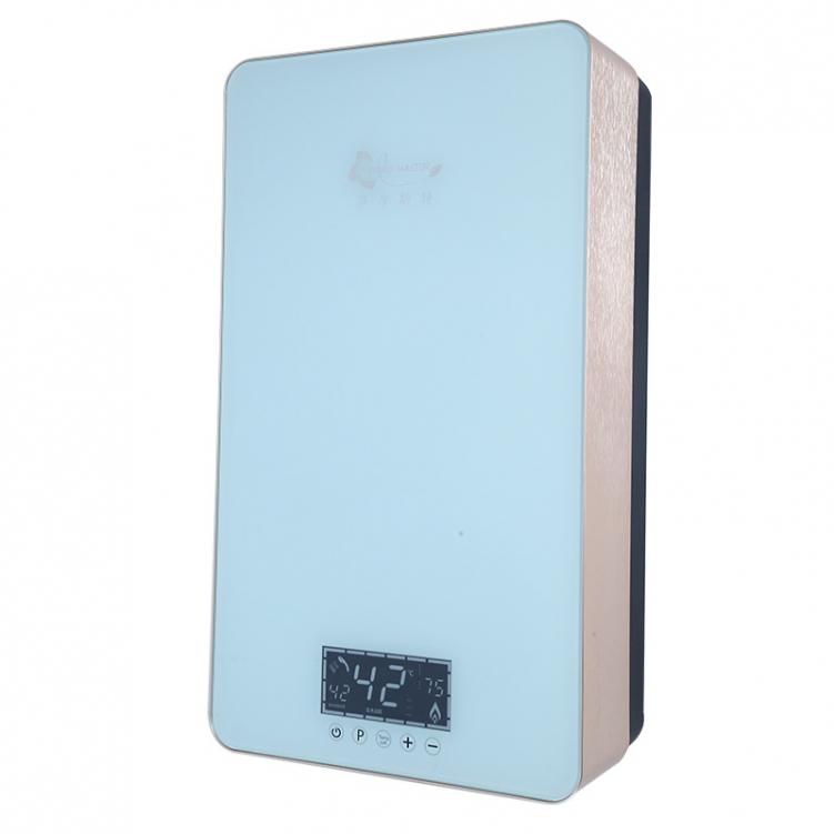 电热水器厂家符合电热水器提供全屋的洗浴热水需求