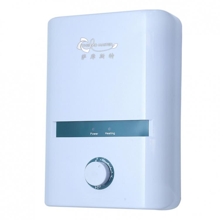 关于速热式电热水器安装的标准