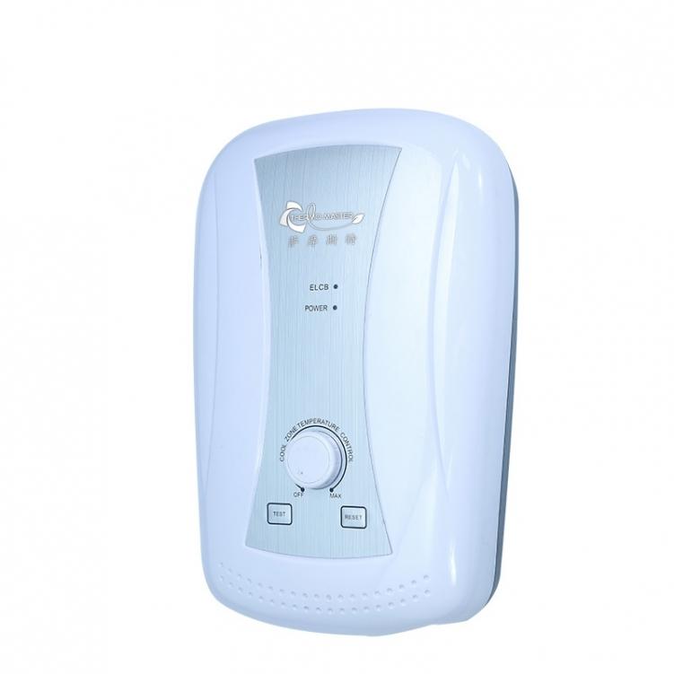 即热式电热水器的漏电保护功能是什么?