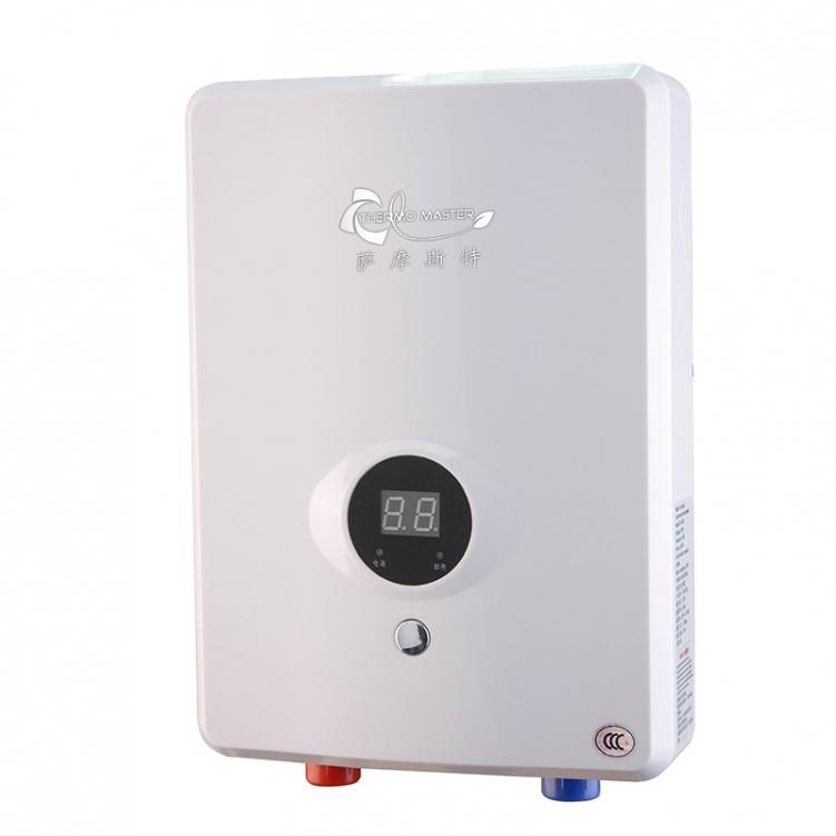 即热式电热水器是目前热水器市场冉冉升起的新星